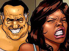 The mayor - I thought black women liked big dicks