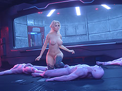 Busty babe enjoys crazy porn - Danger Zone 2 by Lord Kvento