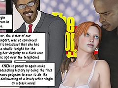 Lose my virginity to a big black man - Exclusive: A 'full-access' interview by Dark Lord