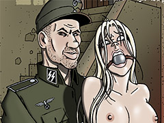 Crazy fucker - SS prison hell is back! Part 2! by Gary Roberts