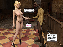 On yer knees like a good bitch - Catherine and Isaiah by Dark Lord