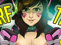 Play of the game Mercy as bondage slave - Overwatch, Nerf this by Hizzacked