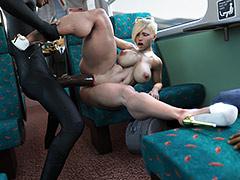 I love a tight pussy - Scarjo/Train by ZZ2Tommy