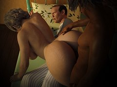 Crazy granny sex fun - Good Morning I by Karmasou