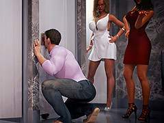 Fat black ass - The cuck's regret by Tab109