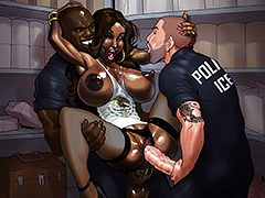 Just give them to me I'll take them - Interracial comics by ThePit