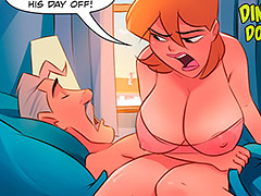 I wanna shove my face in that ass - The Naughty Home - The early bird gets the worm by welcomix (tufos)
