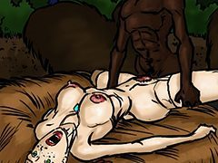 Wanting him to fuck me good - Adoption of my daughters and I into the tribe by Illustrated interracial