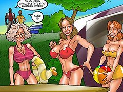 Promise me you'll wear that at home - Flex appeal 3  by Kaos comics