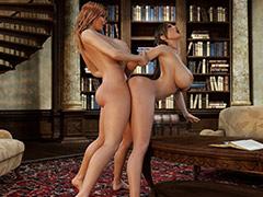 Big breasts and huge dicks - Dickgirls 11 (Stella, Nicole, Gisela) by Blackadder
