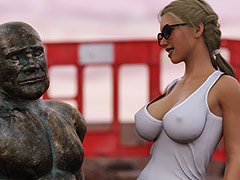 If you like statue sex scenes, this is a must have for you - Excavation site surprise by FantasyErotic