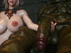 Huge hot monster dick - Elf slave 3 Two Elves by Jared999d