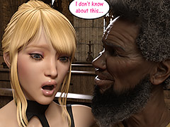 Poor niggas to come here and see all the fine white bitches - Catherine and Isaiah by Dark Lord