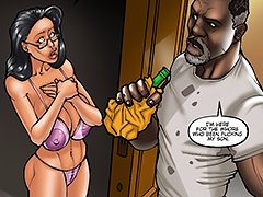 Quit worrying girl - Sons's best friend's dad part 2 by Kaos