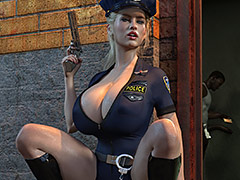 Just wait until you get our secret sauce - Screw The Cop by Kurmasana