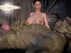 What's that between my legs? - Elf slave 8 The final by Jared999d